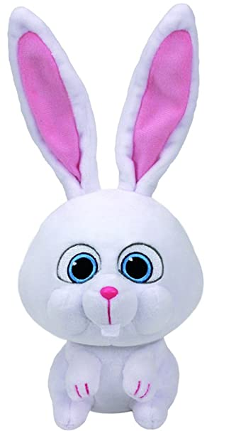 Buy Ty Beanie Babies Secret Life of Pets Snowball The Bunny Medium Plush  Online at Low Prices in India - Amazon.in 34d430e2c6c2