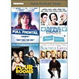 Miramax Critics' Choice V.6: Full Frontal / Four Rooms / Beautiful Girls / Playing by Heart by David Duchovny