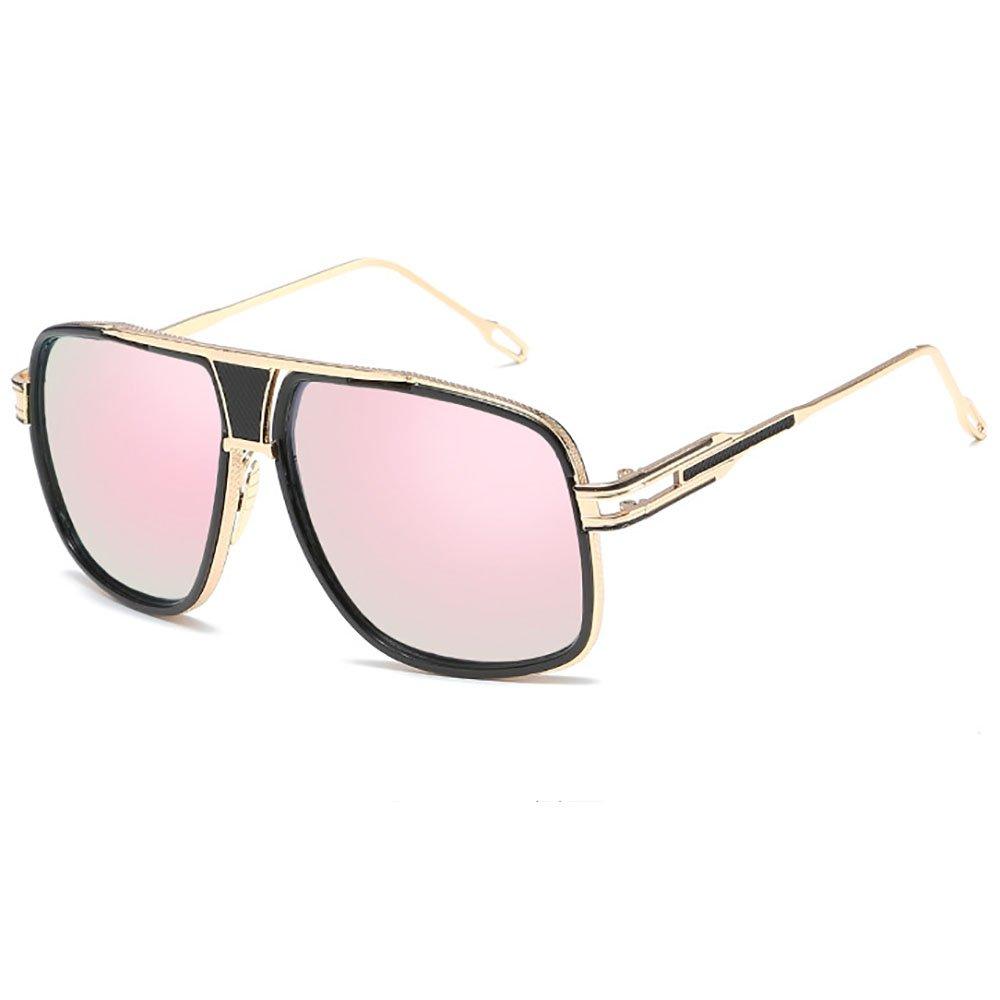 Gafas de Sol de Moda estilo Aviador Marca Retro Vintage Baratas para Mujer  y Hombre Marco df007b5d69