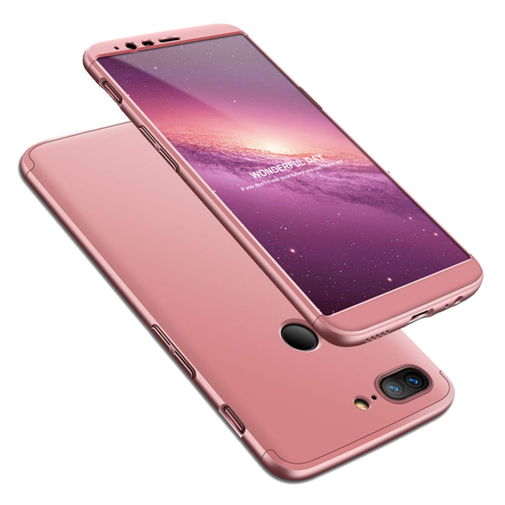 competitive price 54fc0 d9948 Amazon.com: COTDINFORCA OnePlus 5 Case, 3 in 1 Ultra Thin Hard PC ...