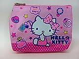 CJB Sanrio Japan Hello Kitty Mini Coin Pocket Pink Perfume (US Seller)