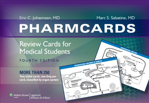 Download PharmCards: Review Cards for Medical Students Pdf