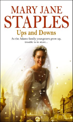 Ups And Downs (The Adams Family Book 26)