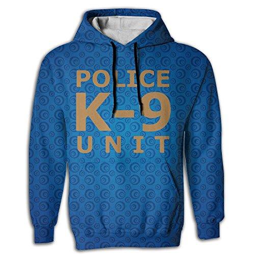 Frouren Police K9 Unit Men Sweater XX-Large