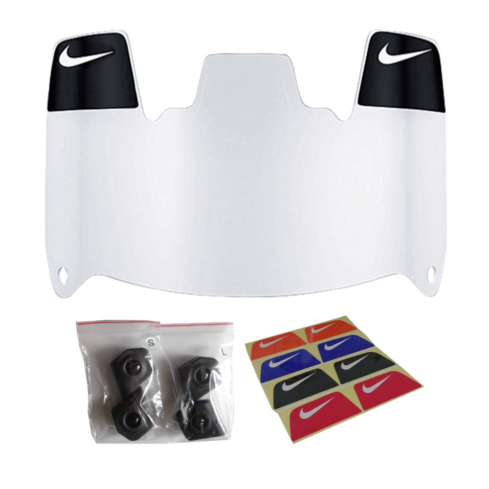 9cf727222 Nike Gridiron Eye Shield with Decals 2.0
