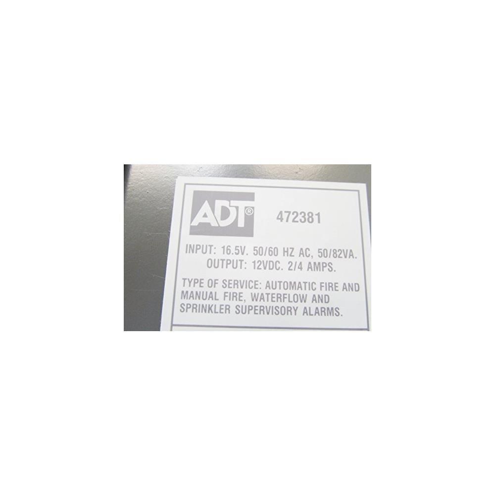 ADT 472381 16.5VV Focus Entrada: 16.5 Salida: 12VDC 50/60Hz ...