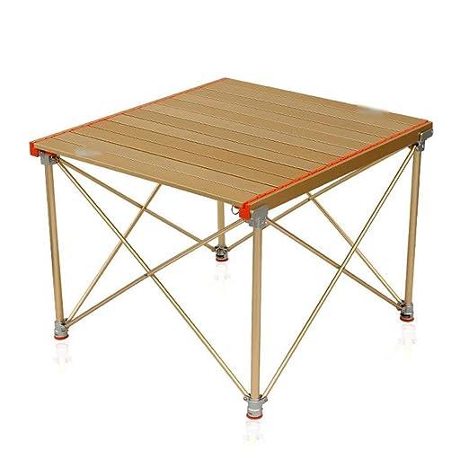 Mesas de picnic Mesa Plegable Las Patas De La Mesa De Aluminio ...