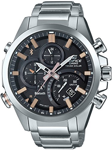 Casio Edifice Eqb 500d 1a2jf Men S Japan Import Buy Online In