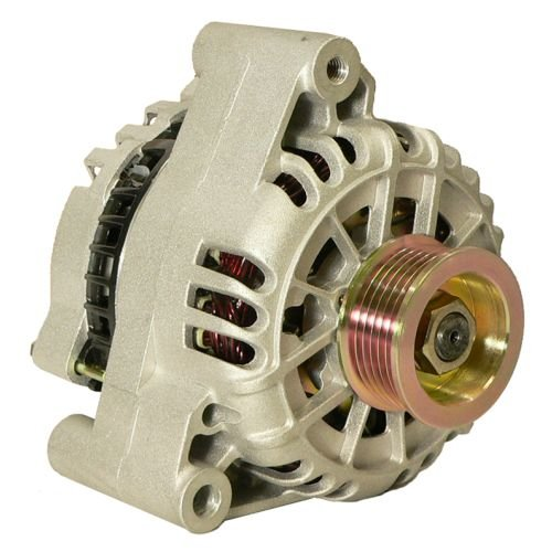 New Alternator For Lincoln Ls 3.9L 3.9 00 01 02 2000 2001 2002 8256, 3.9L 3.9 Thunderbird 02 2002 112955 XR8U-10300-CE XR8Z-10346-CE XW4U-10300-BA XW4U-10300-BB XW4Z-10346-BA - DB Electrical AFD0071