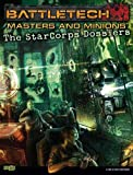 Battletech Masters and Minions Starcorps, Catalyst Game Labs Staff, 1934857572