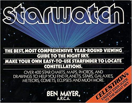 Download online Starwatch PDF, azw (Kindle)