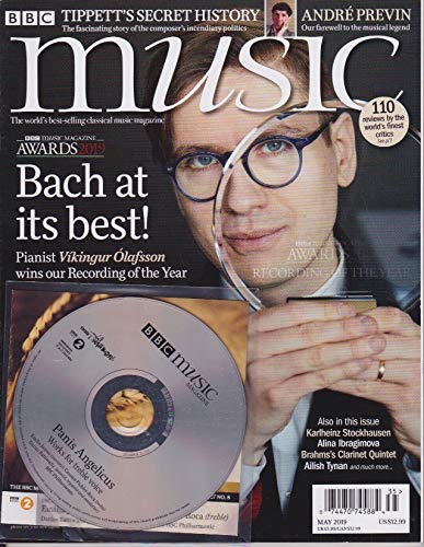 BBC music MAGAZINE AWARDS 2019, 110 reviews by the world's finest - Magazines Review Music