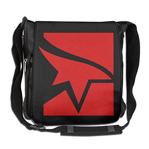 Price comparison product image CMCGH Mirror's Video Game Messenger Bag Traveling Briefcase Shoulder Bag For Adult Travel And Business Trip