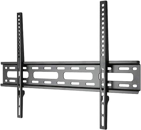 XXW Soporte De TV 37-65 Pulgadas TV Rack TV Soporte Instalación Ajustable Soporte de Pared Fijo Ultrafino 55/65 Pulgadas Percha (Color : Black, tamaño : 43 * 64.5cm): Amazon.es: Hogar