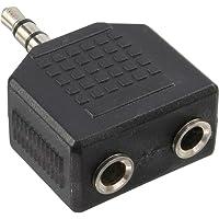 InLine 99301 adapter audio, wtyczka jack 3,5 mm na 2 x gniazdo jack 3,5 mm, stereo
