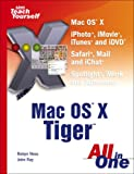 Sams Teach Yourself Mac OS X Tiger All in One, Robyn Ness and John Ray, 0672327058