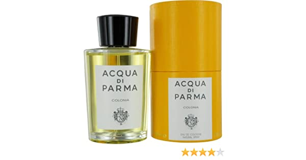 Acqua Di Parma, 8-01734, Agua de Colonia, 180 ml, no Vapo: Amazon.es: Belleza