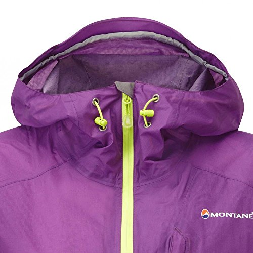 Aw18 Purple Women's Giacca Outdoor Montane Minimus qfTwABO6H