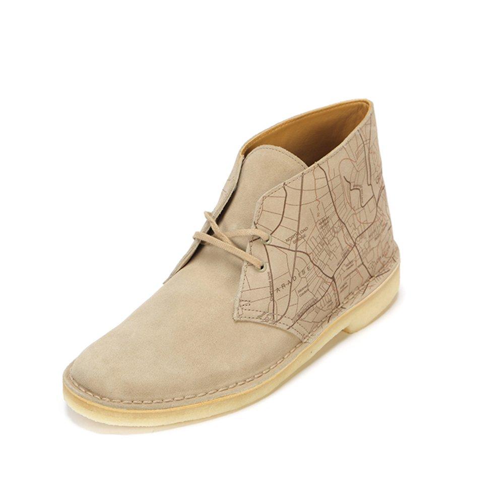 [クラークス] メンズ デザートブーツ Mens Desert Boot(旧モデル) B014VGJH5C 26.0 cm サンドサマセット サンドサマセット 26.0 cm