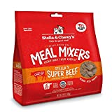 Image of Stella & Chewy's Freeze-Dried Raw Stella's Super Beef Meal Mixers Dog Food Topper, 18 oz. Bag