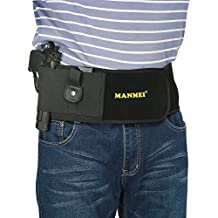 Belly Band Gun Holster Concealed Carry for Pistol