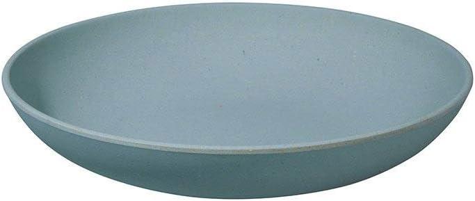 zuperzozial Bio Powder Assiette Creuse Bleu