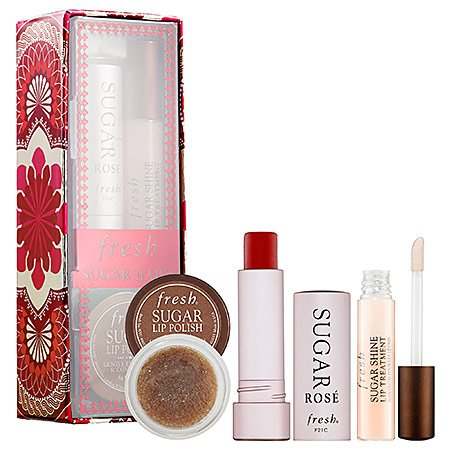 Fresh Sugar Baby Set (0.08 Ounce Lip Polish)