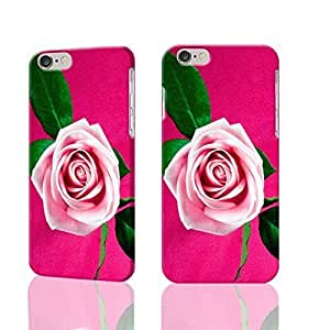 "Beautiful Cool Pink Rose Love 3D Rough iphone Plus 6 -5.5 inches Case Skin, fashion design image custom iPhone 6 Plus - 5.5 inches , durable iphone 6 hard 3D case cover for iphone 6 (5.5""), Case New Design By Codystore by ruishername"