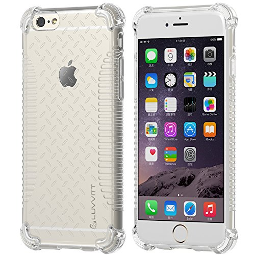 Luvvitt Clear Grip iPhone 6 Case