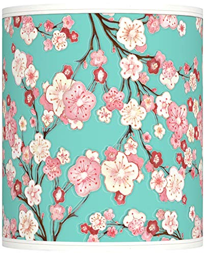 (Cherry Blossoms Giclee Shade 10x10x12 (Spider))