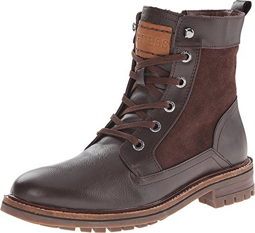 GUESS Men's Reid 2 Brown Boot 10.5 - Boots Buy Guess