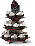 Wilton 1512-5080 Star Wars Cupcake Stand, Multicolor