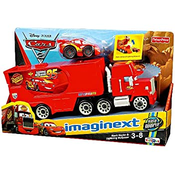 Imaginext Cars  Mack Hauler
