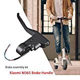 TOMALL Scooter Brake Handle Brake Lever Spare Parts Lever Handlebar Lever Parts Brake Assembly Kit Handle Replacement Parts for Xiaomi Mijia M365 Electric Scooter