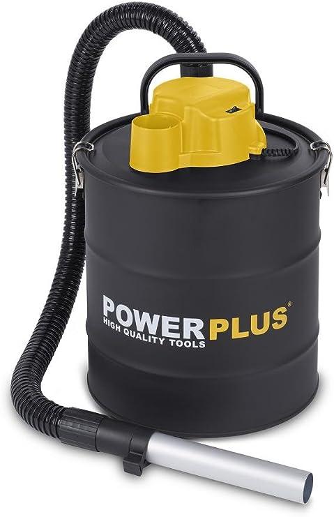 varo POWX300 Aspirador de cenizas, 1200 W, 240 V, Negro Amarillo, 20 Litros: Amazon.es: Bricolaje y herramientas