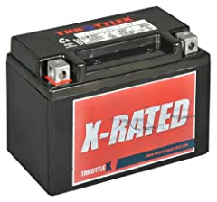 For above average power and longer battery life, the ADX9-BS is the perfect choice. This AGM (Absorbed Glass Mat) battery is maintenance free, sealed and non spillable. It never needs refilling and meets, or exceeds, the power demands of your...