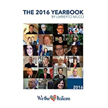 The 2016 yearbook of We the Italians