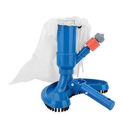 Amazon.com : longshow Mini Jet Swimming Pool Vacuum Cleaner ...