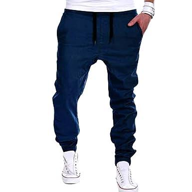 Pantalones De Running para Hombres Pantalones De Chándal Gym Ropa ...