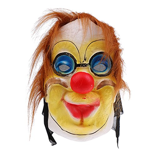 Jili Online Adluts Clown Series Face Mask for