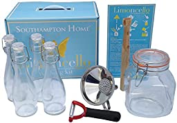 SOUTHAMPTON HOME Limoncello Crafting Kit