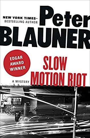 book cover of Slow Motion Riot