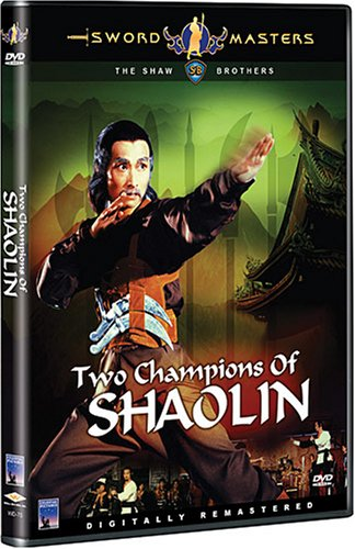 Sword Masters: Two Champions Of Shaolin *Shaw Bothers*