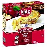 Katz Gluten Free Apple Pie, 11.5 Ounce, Certified Gluten Free - Kosher - Dairy, Nut & Soy free - (Pack of 1)