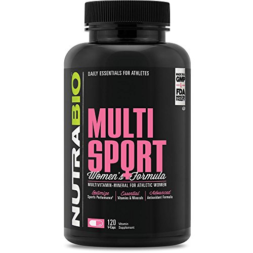 Review Nutrabio Multi Sport for