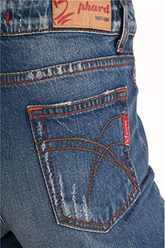 Blu Denim Donna Phard 1750 Roby P17011004331ql Jeans New qTwY6Iw