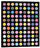 20 X 24 Black Insert - Holds 99 Casino Poker Chips (Not Included)