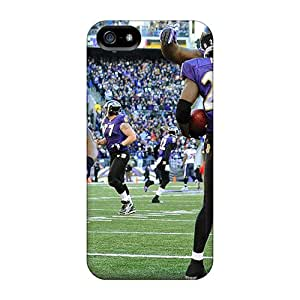 Hot TSopqUp1478VwFdd Case Cover Protector For Iphone 5/5s- Ed Reed Super Bowl