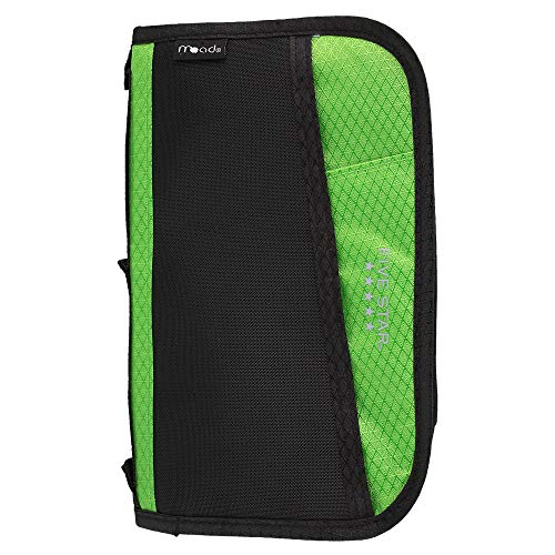 Five Star 3 Ring Binder Multi-Pocket Pencil Pouch