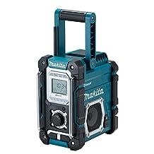 Makita DMR108 7.2-18V AM/FM Job Site Radio with Bluetooth